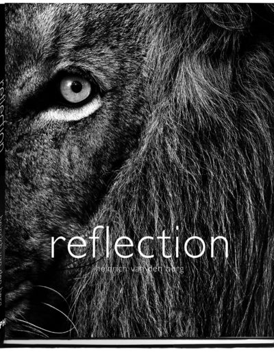 REFLECTION COVER BOOK